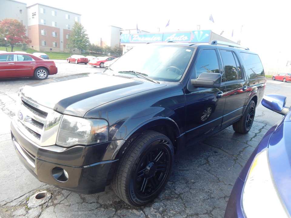 2011 Ford Expedition EL Limited  - F35608x  - Premier Auto Group