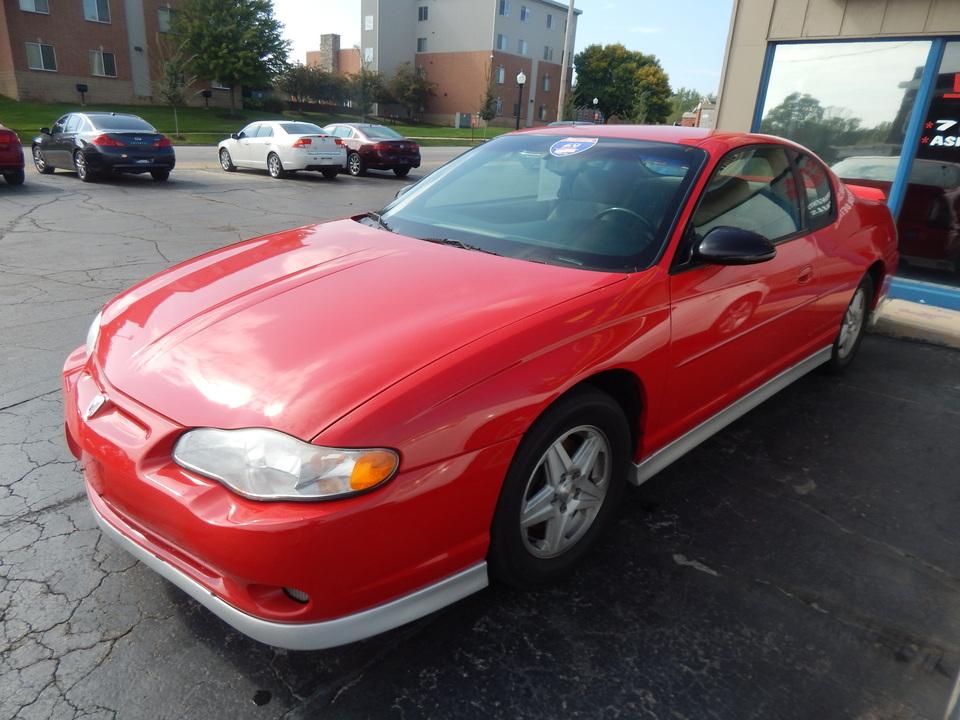 2002 Chevrolet Monte Carlo SS  - 175356  - Premier Auto Group