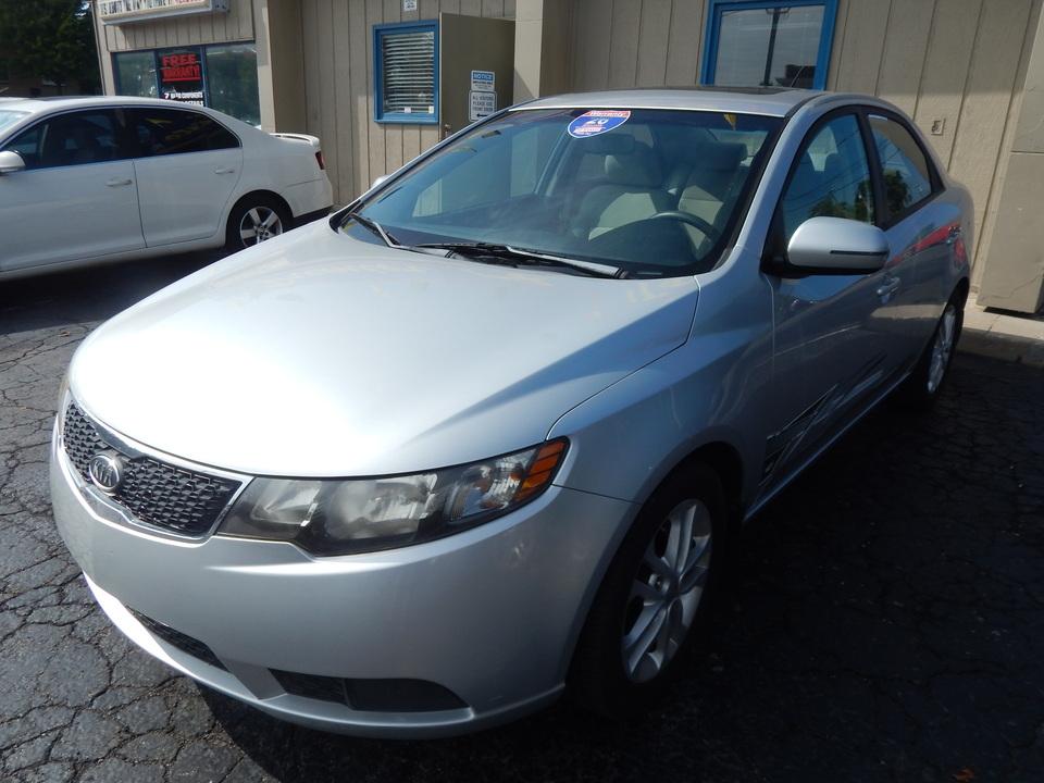 2012 Kia FORTE EX  - 619239  - Premier Auto Group