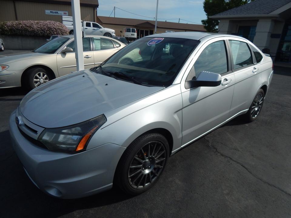 2011 Ford Focus  - Premier Auto Group