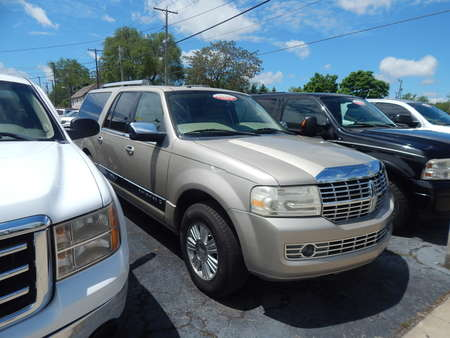 2007 Lincoln Navigator L for Sale  - j25555  - Premier Auto Group