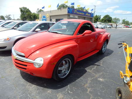 2003 Chevrolet SSR LS for Sale  - 100416  - Premier Auto Group