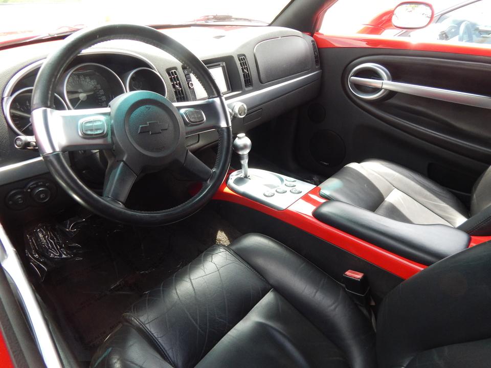 2003 Chevrolet SSR  - Premier Auto Group