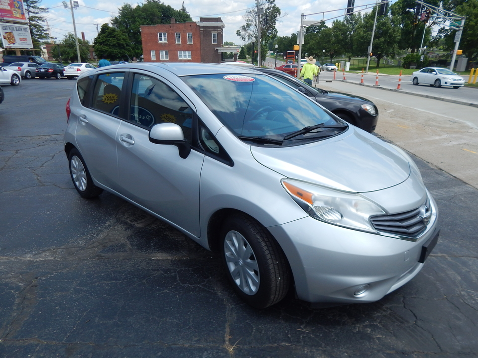2014 Nissan Versa Note  - Premier Auto Group
