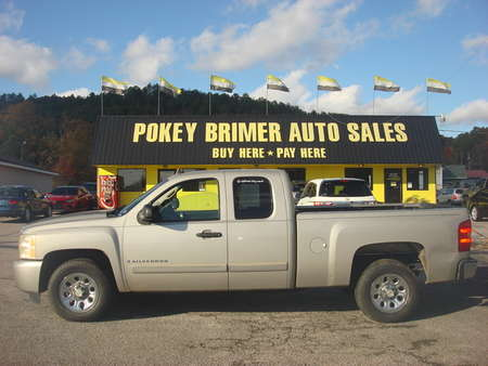 2007 Chevrolet Silverado 1500  for Sale  - 7002  - Pokey Brimer