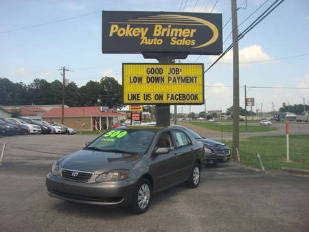 2006 Toyota Corolla  for Sale  - 6940  - Pokey Brimer