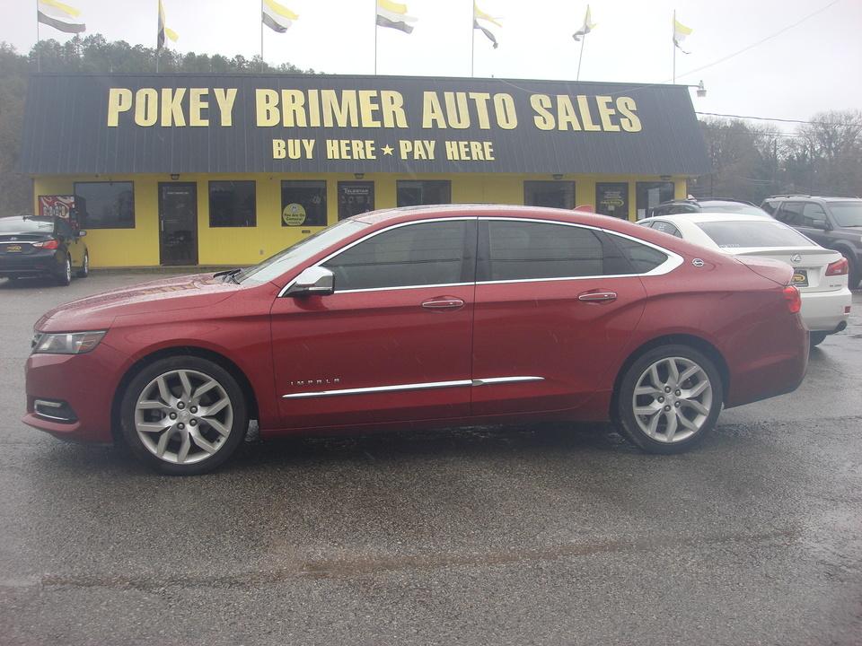 2014 Chevrolet Impala  - 7142  - Pokey Brimer