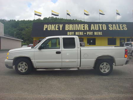 2007 Chevrolet Silverado 1500  for Sale  - 7103  - Pokey Brimer