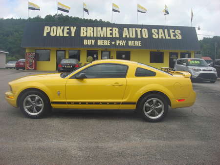 2006 Ford Mustang  for Sale  - 6468  - Pokey Brimer