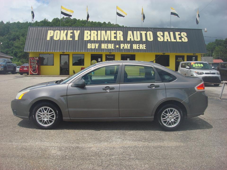 2011 Ford Focus  - 6602  - Pokey Brimer