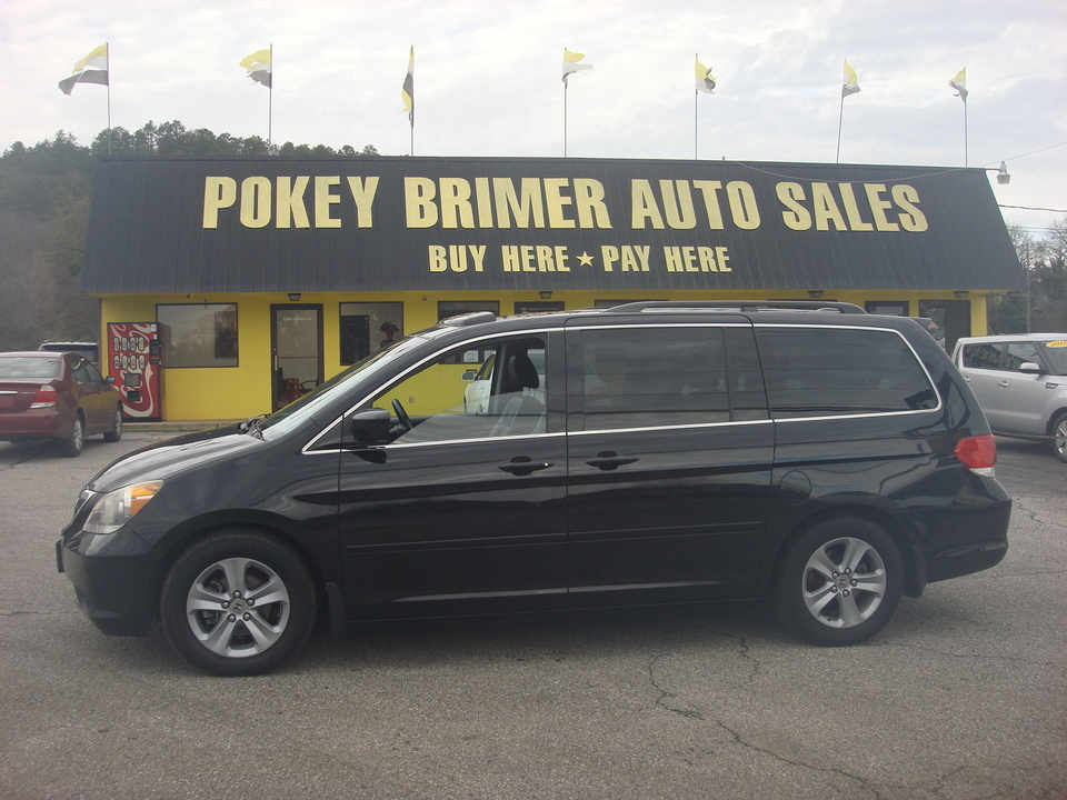 2008 Honda Odyssey  - Pokey Brimer