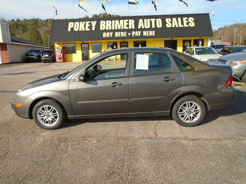 2007 Ford Focus  - 7403  - Pokey Brimer