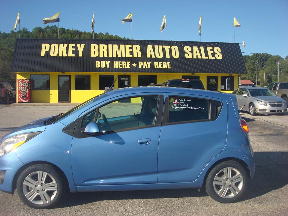 2013 Chevrolet Spark  - 7012TA  - Pokey Brimer