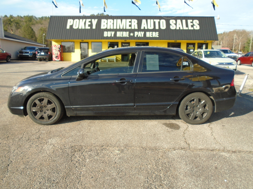 2008 Honda Civic  - Pokey Brimer
