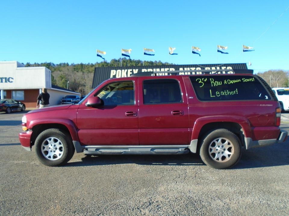 2005 Chevrolet Suburban - 3RD ROW SEATING  - 7392  - Pokey Brimer