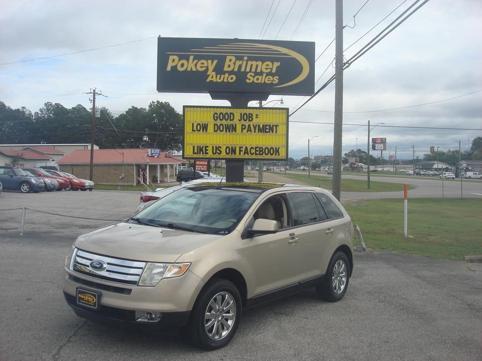 2007 Ford Edge  - Pokey Brimer