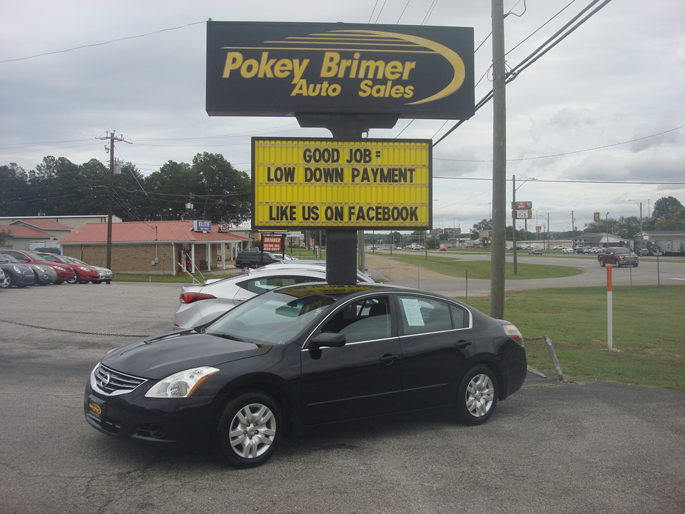 2012 Nissan Altima  - Pokey Brimer