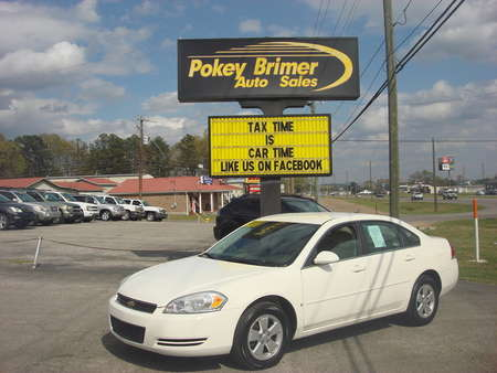 2008 Chevrolet Impala  for Sale  - 6918  - Pokey Brimer