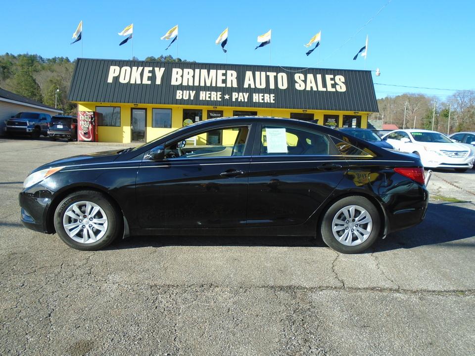 2011 Hyundai Sonata  - 7365  - Pokey Brimer