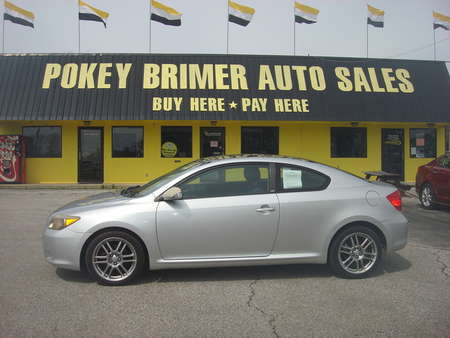 2006 Scion tC Hatchback Coupe 2D  for Sale  - 7243  - Pokey Brimer