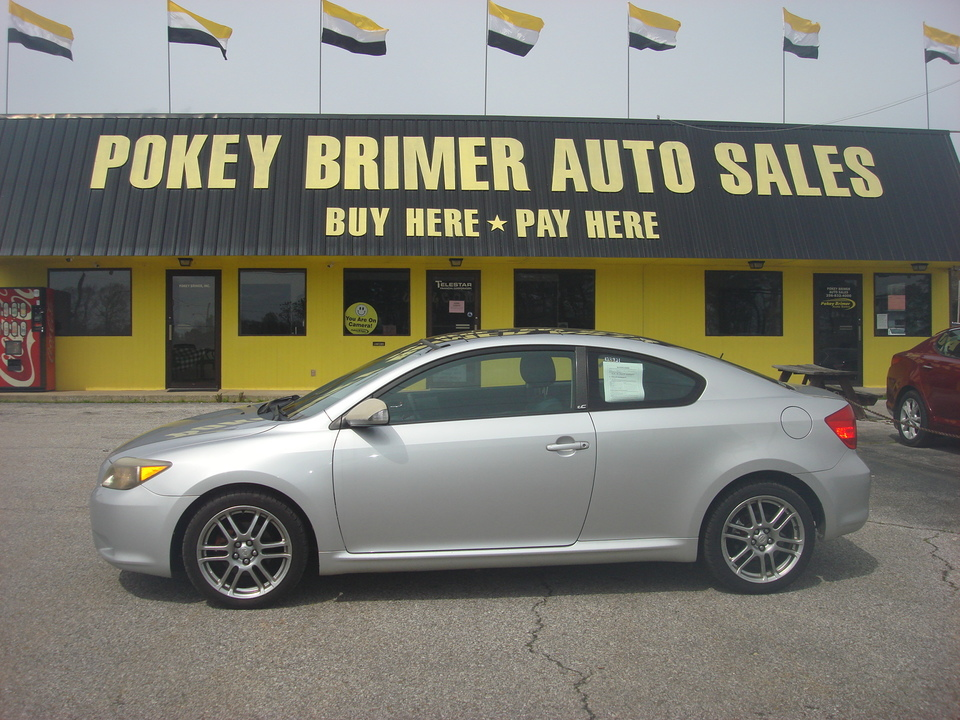 2006 Scion tC Hatchback Coupe 2D  - Pokey Brimer