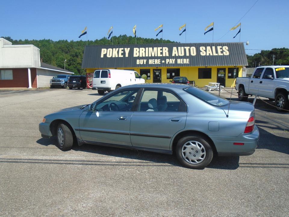 1994 Honda Accord  - 7543  - Pokey Brimer