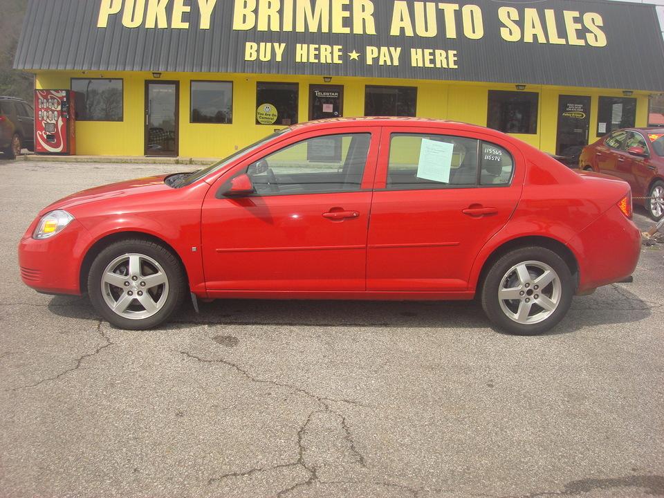 2009 Chevrolet Cobalt  - Pokey Brimer