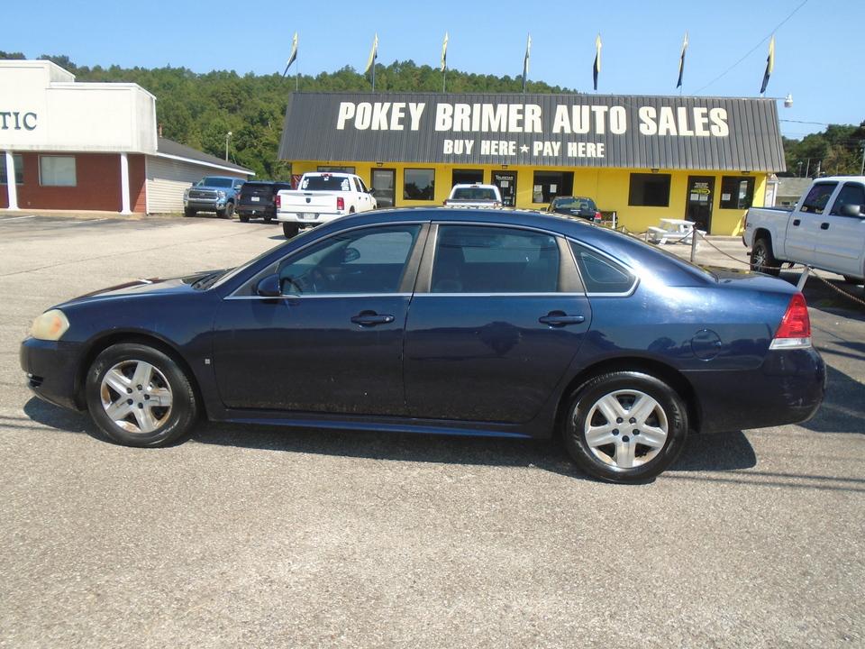 2010 Chevrolet Impala  - 7439  - Pokey Brimer