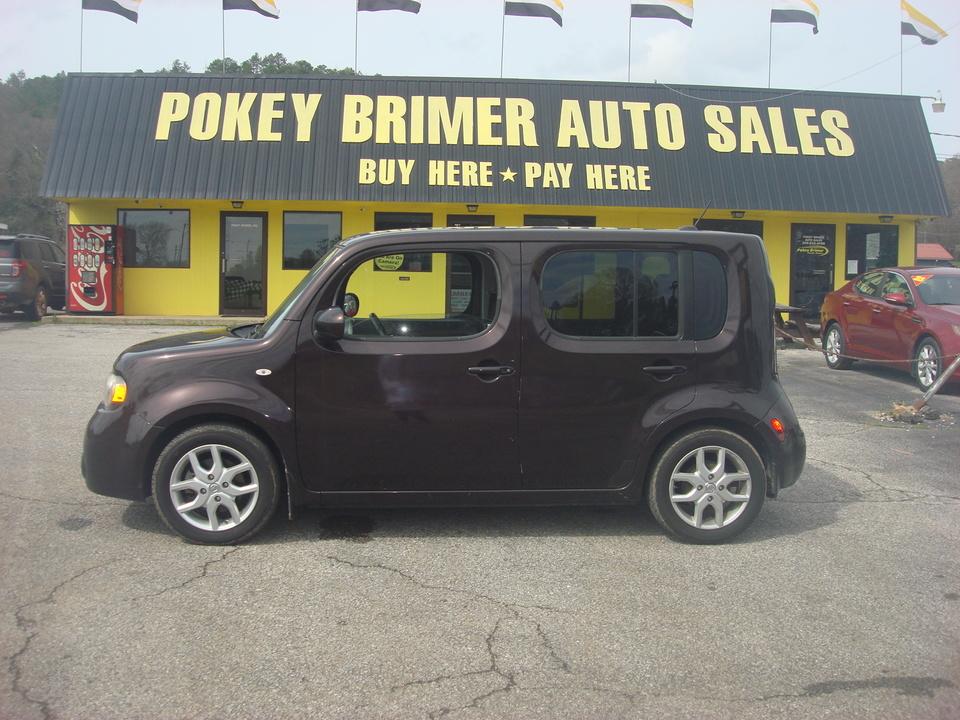 2009 Nissan CUBE  - Pokey Brimer