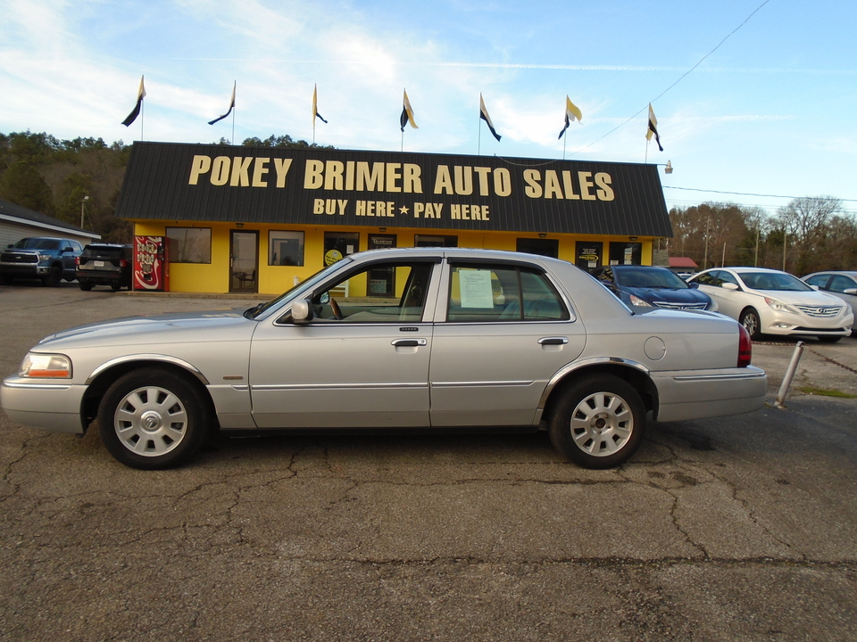 2003 Mercury Grand Marquis  - 7371  - Pokey Brimer