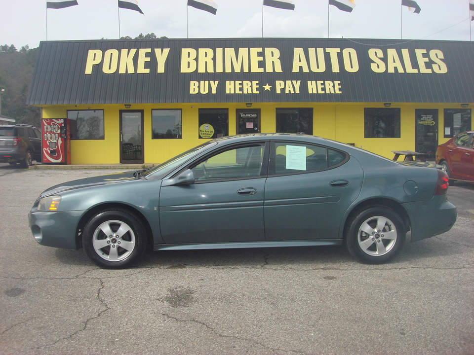 2006 Pontiac Grand Prix  - 6216  - Pokey Brimer