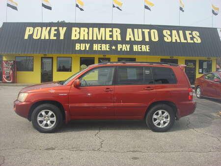 2002 Toyota Highlander  for Sale  - 6358  - Pokey Brimer