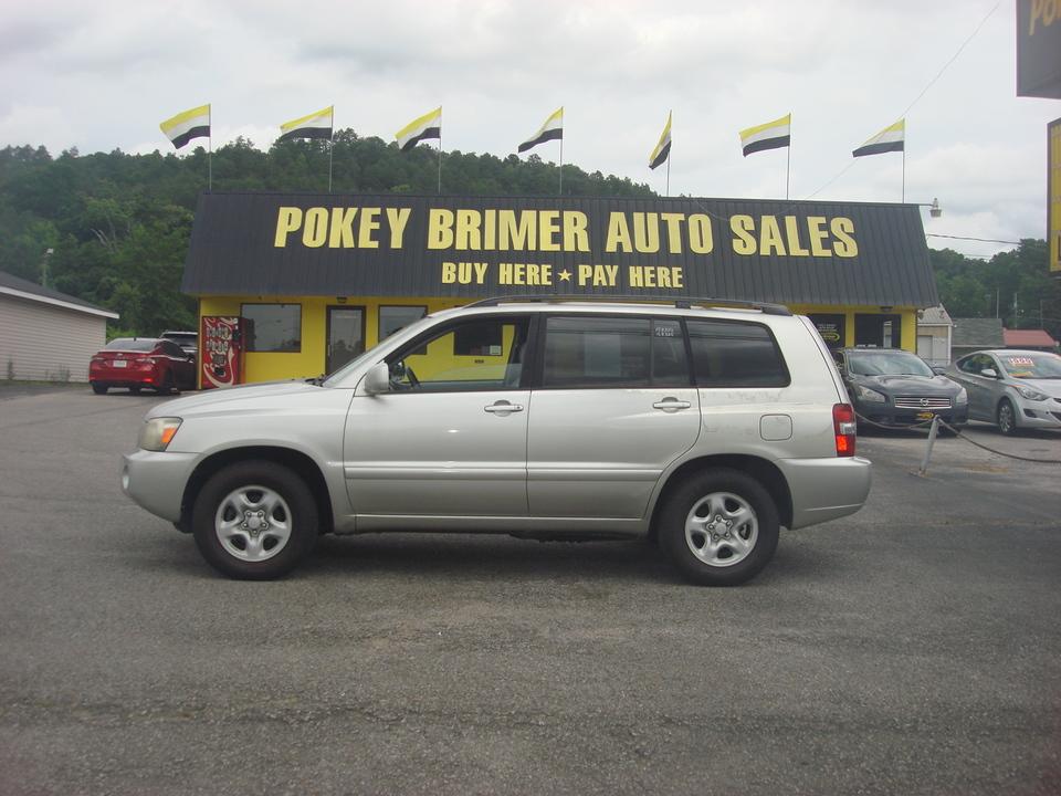 2007 Toyota Highlander  - 6867  - Pokey Brimer