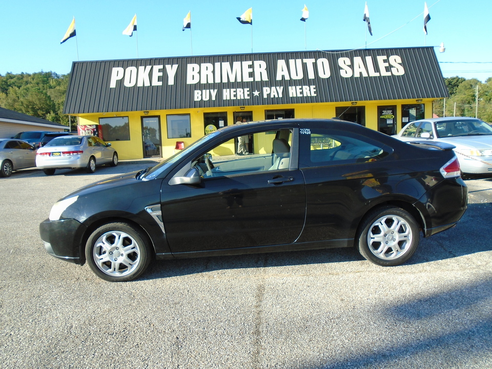 2008 Ford Focus  - 7291  - Pokey Brimer