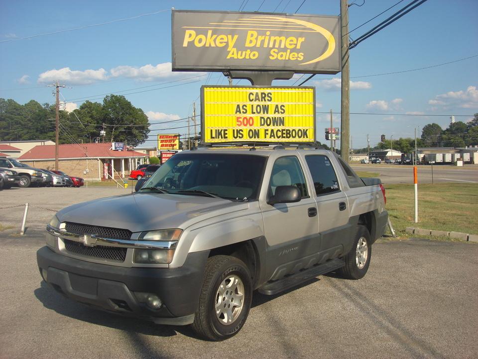 2005 Chevrolet Avalanche  - Pokey Brimer