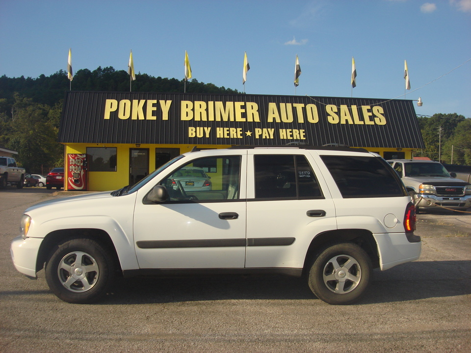2006 Chevrolet TrailBlazer  - 7048  - Pokey Brimer