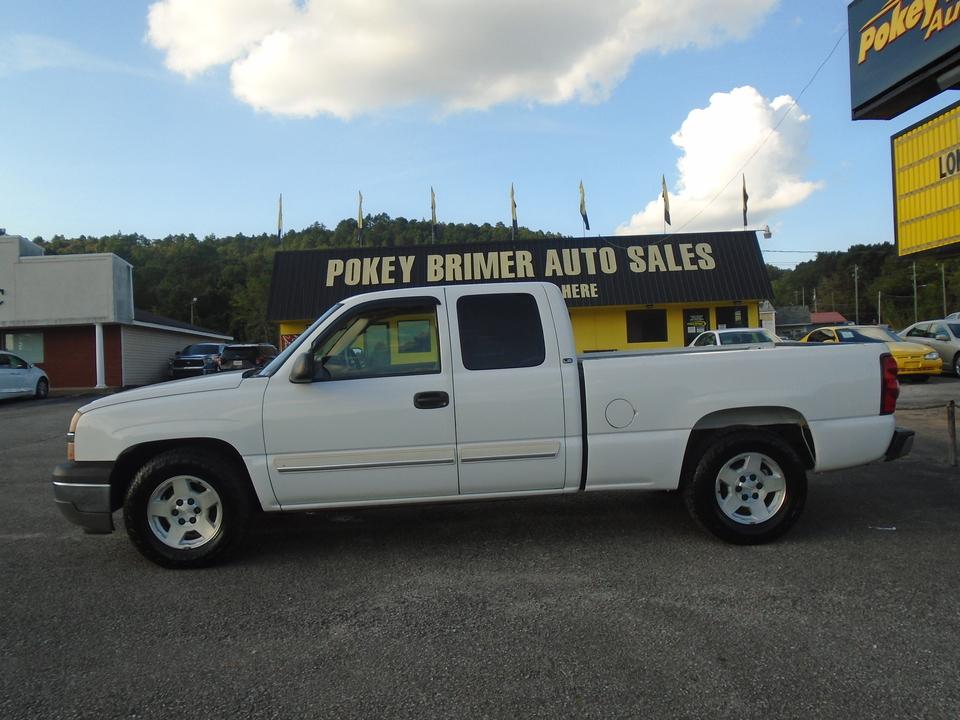 2005 Chevrolet Silverado 1500  - 6763  - Pokey Brimer