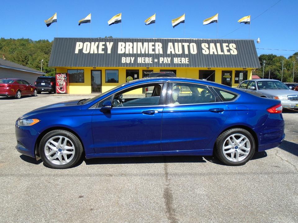 2014 Ford Fusion  - 7229  - Pokey Brimer