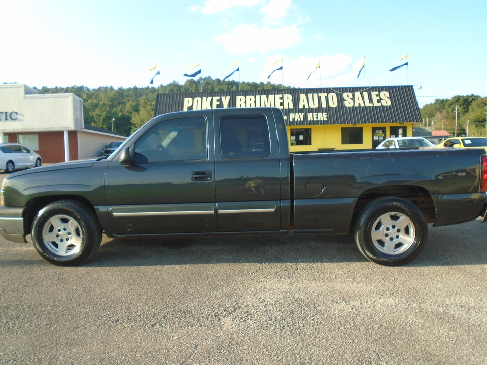 2005 Chevrolet Silverado 1500  - 6972  - Pokey Brimer