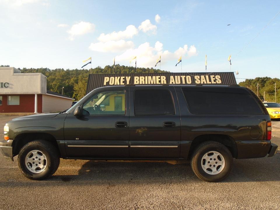2004 Chevrolet Suburban  - 7460  - Pokey Brimer