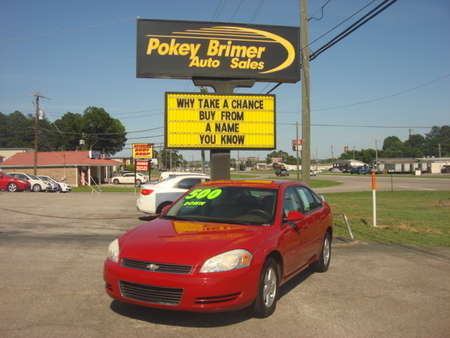 2008 Chevrolet Impala  for Sale  - 6285FB  - Pokey Brimer