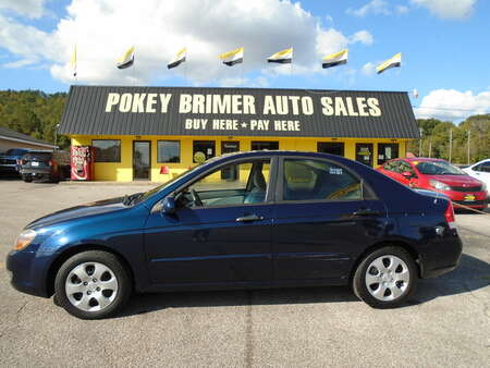 2009 Kia Spectra  for Sale  - 7311  - Pokey Brimer