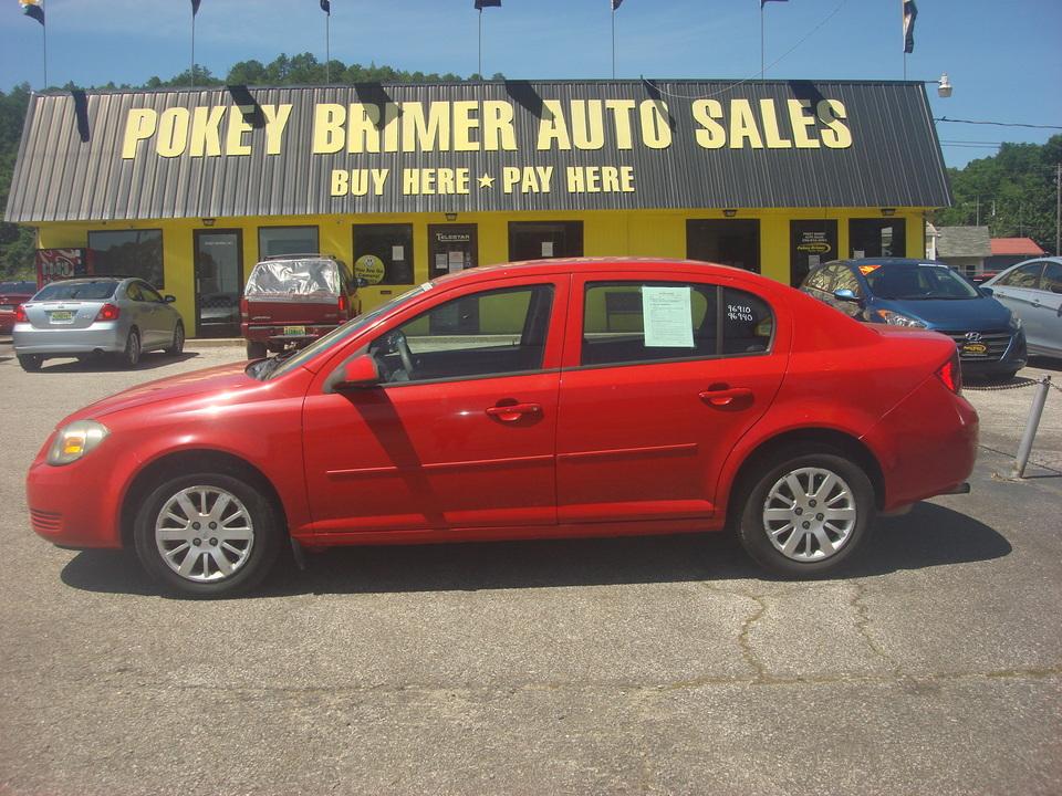 2010 Chevrolet Cobalt  - 7187  - Pokey Brimer