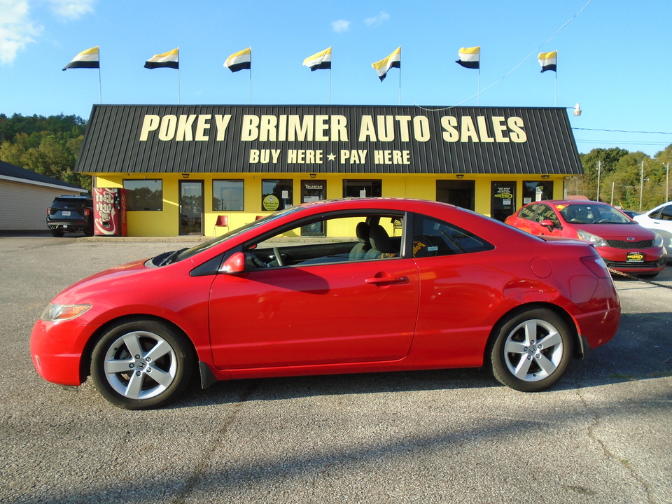 2007 Honda Civic  - 7312  - Pokey Brimer