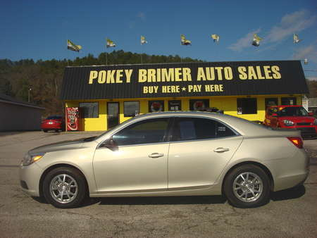 2014 Chevrolet Malibu  for Sale  - 7119  - Pokey Brimer