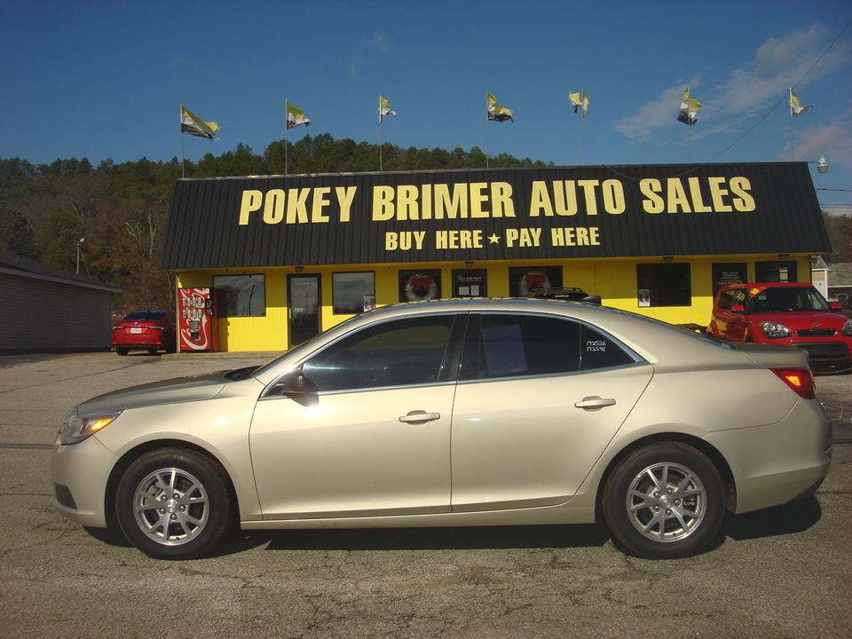 2014 Chevrolet Malibu  - 7119  - Pokey Brimer
