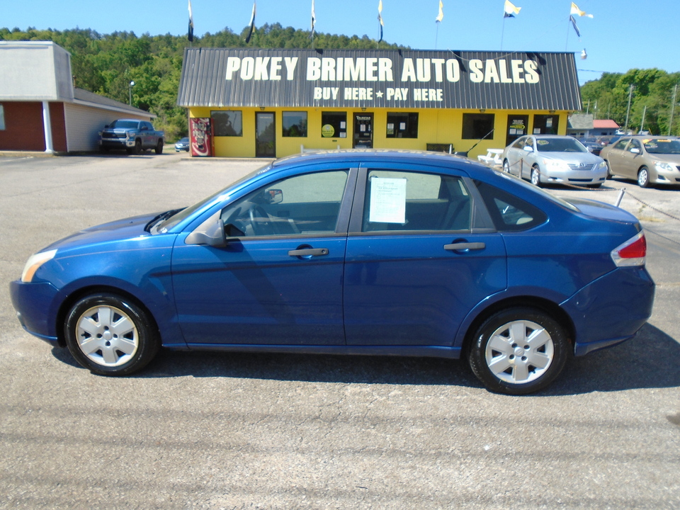 2008 Ford Focus  - 7385  - Pokey Brimer