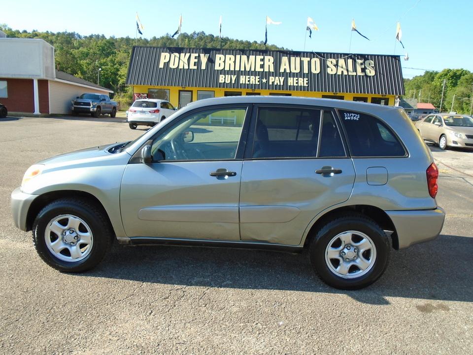 2004 Toyota Rav4  - Pokey Brimer