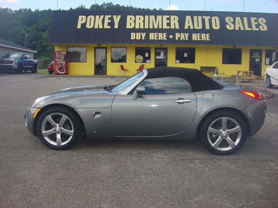 2007 Pontiac Solstice  - 5745  - Pokey Brimer