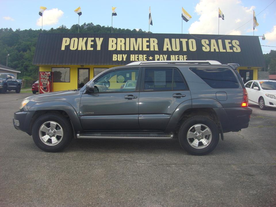 2003 Toyota 4Runner  - 6769  - Pokey Brimer
